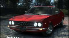 Audi 100 Coupe S 1974