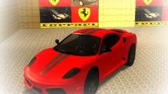 Ferrari 430 Scuderia TT Black Revel для GTA San Andreas