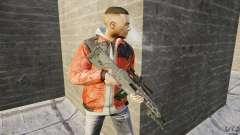 RSASS из MW3 (снайперка)