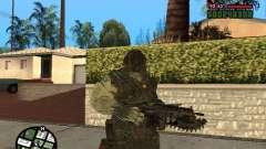 Локаст Grunt из Gears of War 2