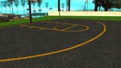 HQ Баскетбольная площадка
