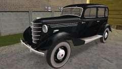 ГАЗ 11-73 для GTA San Andreas