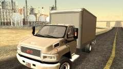 GMC 5500 2001 для GTA San Andreas