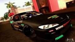 Nissan Silvia S15 Drift Works для GTA San Andreas