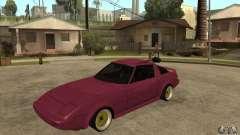 Mazda RX7 SA22C для GTA San Andreas