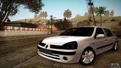 Renault Clio Sedan для GTA San Andreas