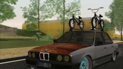 BMW E30 Rat