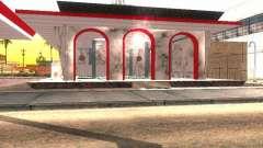 Мечеть и анимация Намаза