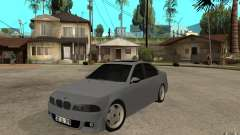 BMW 523i CebeL Tuning для GTA San Andreas