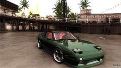 Nissan 240SX S13 Drift Alliance для GTA San Andreas