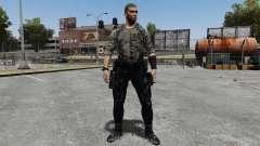 Сэм Фишер v8 для GTA 4