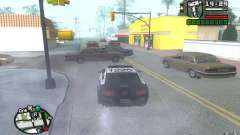 Трафик для GTA San Andreas