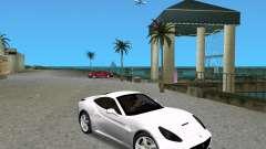Ferrari California для GTA Vice City