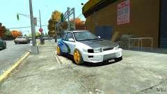 Subaru Impreza 22B STI 1999 для GTA 4