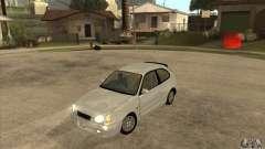 Toyota Corolla G6 Compact E110 JP для GTA San Andreas