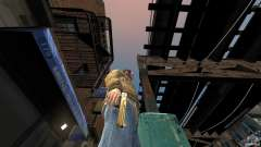 Gold Desert Eagle для GTA 4