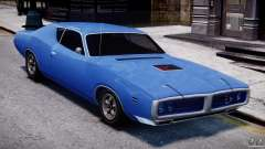 Dodge Charger RT 1971 v1.0 для GTA 4