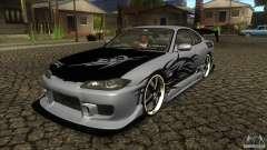 Nissan Silvia S15 Logan для GTA San Andreas