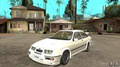Ford Sierra RS500 Cosworth 1987 для GTA San Andreas