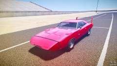 Dodge Charger Daytona 1969 [EPM] для GTA 4
