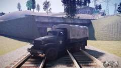 Millitary Truck из Mafia II