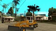 Grader для GTA San Andreas