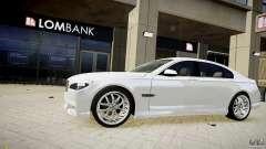 BMW 750Li Sedan ASANTI