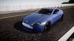 Aston Martin V8 Vantage V1.0 для GTA 4