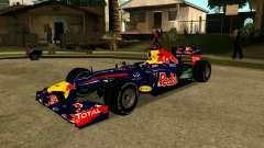 Red Bull RB8 F1 2012
