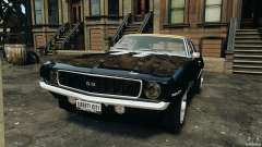 Chevrolet Camaro SS 350 1969