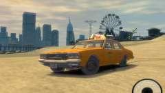 Chevrolet Impala taxi 1983