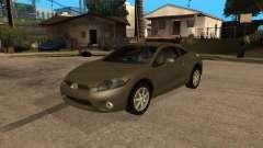Mitsubishi Eclipse серый для GTA San Andreas