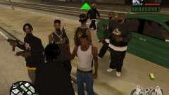 Call of Homies для GTA San Andreas