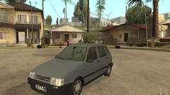 Fiat Uno 70s