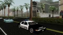 Sunrise Police LV для GTA San Andreas