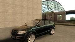 Audi Q7 TDI Stock для GTA San Andreas