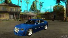 Chrysler 300C SRT 8 2008 для GTA San Andreas