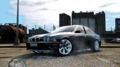 BMW 530I E39 [Final] для GTA 4