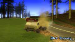 Kamaz для GTA San Andreas