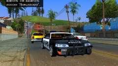 San-Fierro Sultan Copcar для GTA San Andreas