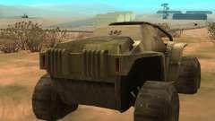 УАЗ-8 Оцелот для GTA San Andreas