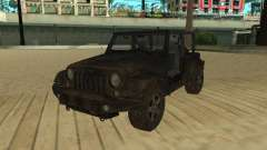 Jeep Wrangler SE для GTA San Andreas