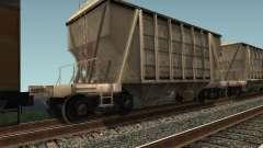 Хоппер цементовоз для GTA San Andreas