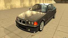 BMW E36 M3 - Stock для GTA San Andreas