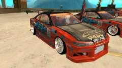 Nissan Silvia S15 Ms Sports для GTA San Andreas