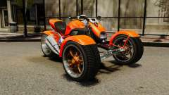 Ducati Diavel Reversetrike