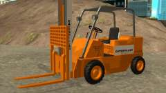 Caterpillar Torocat для GTA San Andreas