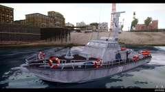Russian PT Boat