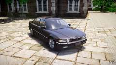 BMW 740i (E38) style 37 для GTA 4