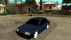 ВАЗ 21099 Light Tuning by Diman для GTA San Andreas